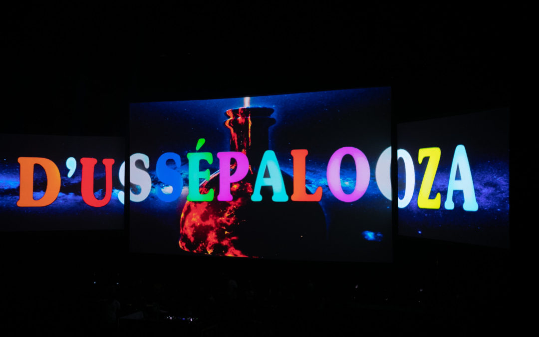 D'USSE Palooza Hits The Hammerstein. Jay-Z Pops In. Night Pops Off.